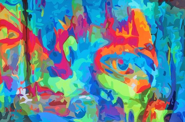 Gay Abstract Art 75