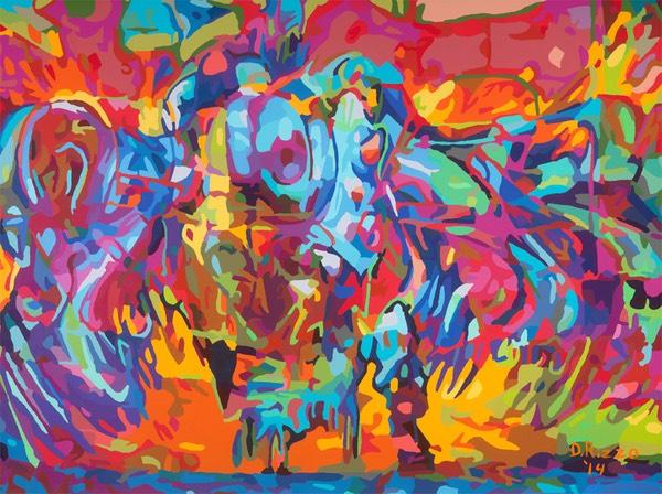 Gay Abstract Art 27